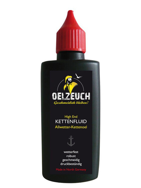 Atlantic Oelzeuch chain fluid 50 ml black